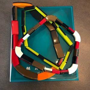 Marni x H&M set of 3 necklaces
